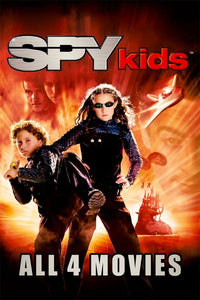 Spy Kids Series