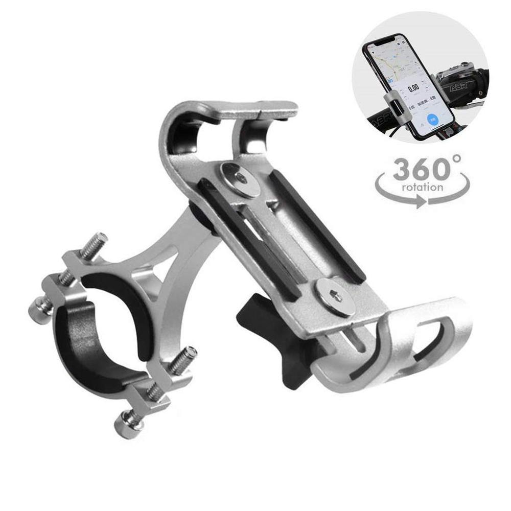 MoHold - Aluminum Motorcycle Phone Holder (Universal Fit)