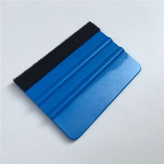 Set of 5 - Flexible Felt Vinyl Wrap Squeegee