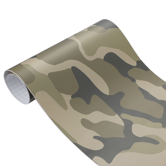 NEW! Digital Pattern Camo Wrap