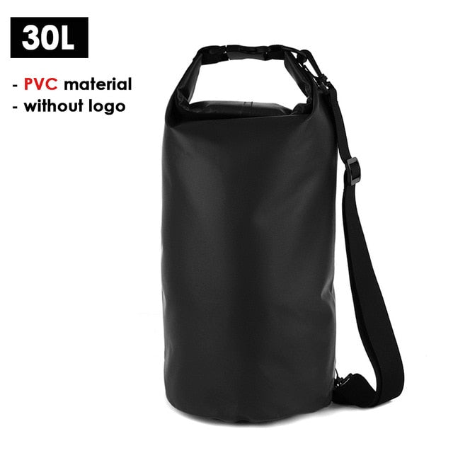 Motorcycle Touring Dry Bags - Waterproof 10L 20L 30L Bags with Shoulder Strap