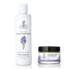 Lavender Fields Forever Skin and Coat Health Kit