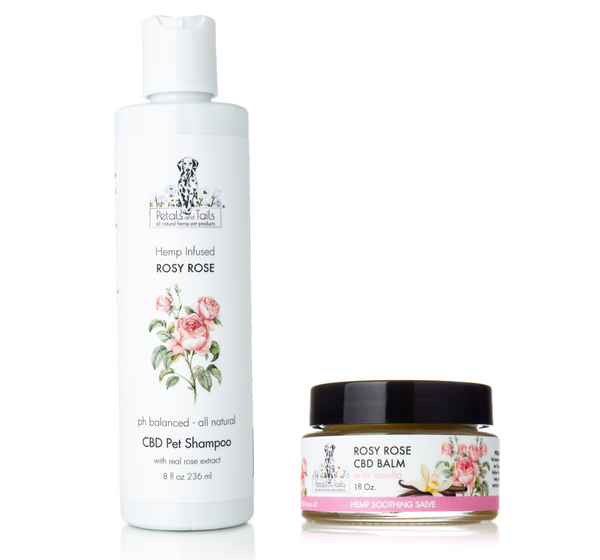 Rosy Rose Skin and Coat Health Kit