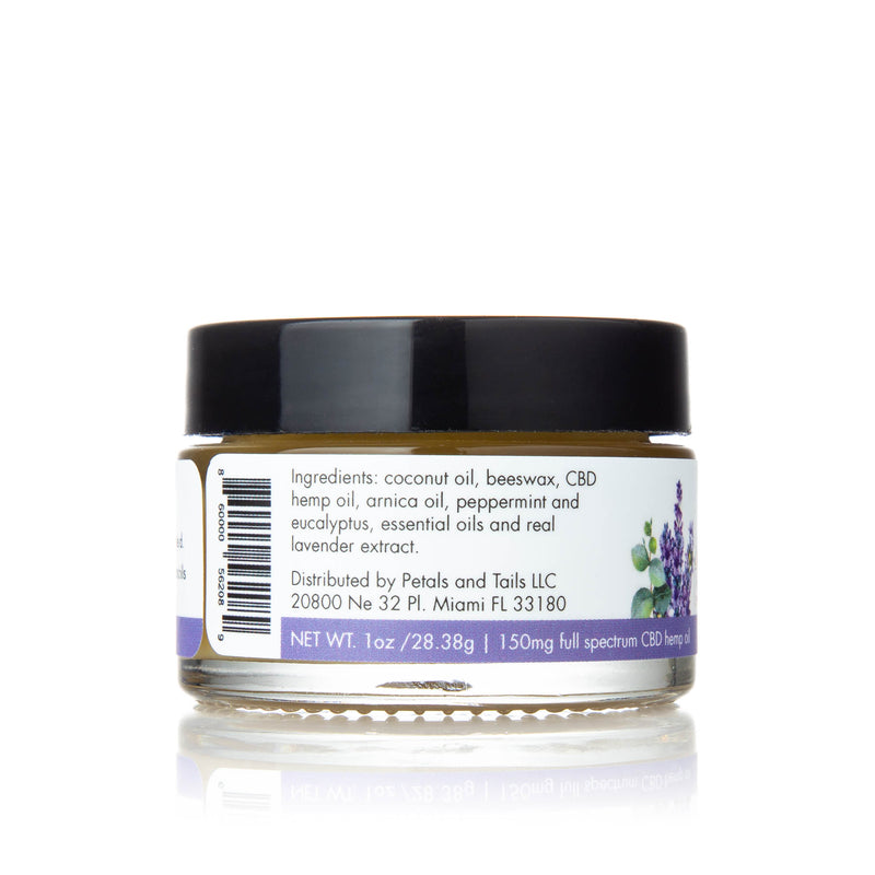 Lavender Fields Forever Balm with Eucalyptus