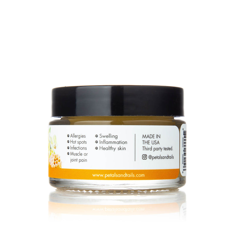 Exotic Orchid Balm with Honey