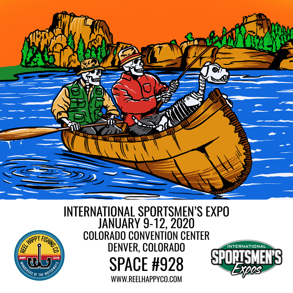 INTERNATIONAL SPORTMEN'S EXPO - JANUARY 9-12 - DENVER, COLORADO