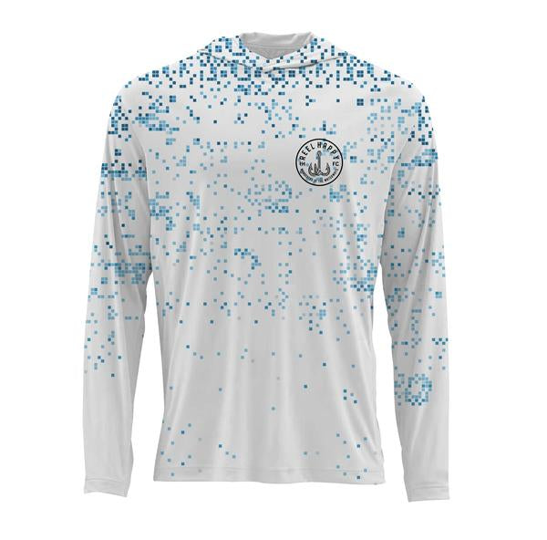 Digi Drop UPF 40+ Performance Long Sleeve - Reel Happy Co