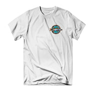 GS Snook Tee - White - Reel Happy Co