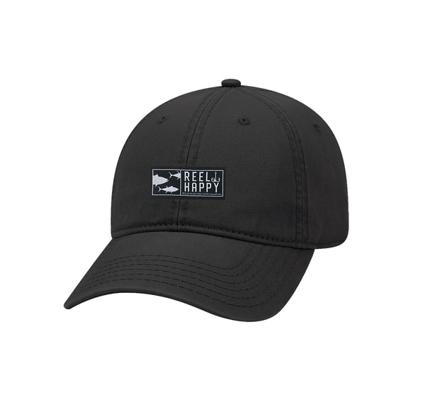 Fish Finder Hat - Strapback - Reel Happy Co