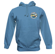 Coronado Cruiser Hoodie - Columbia Blue - Reel Happy Co