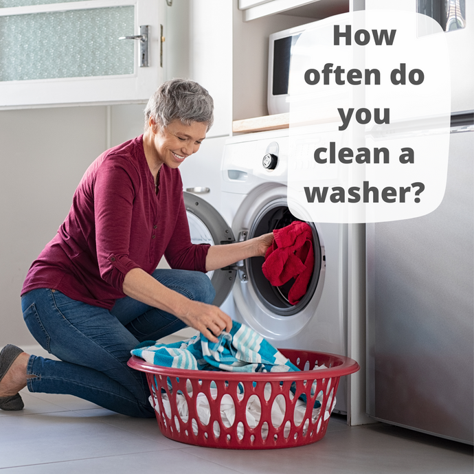 How Often Do You Clean a Washer?