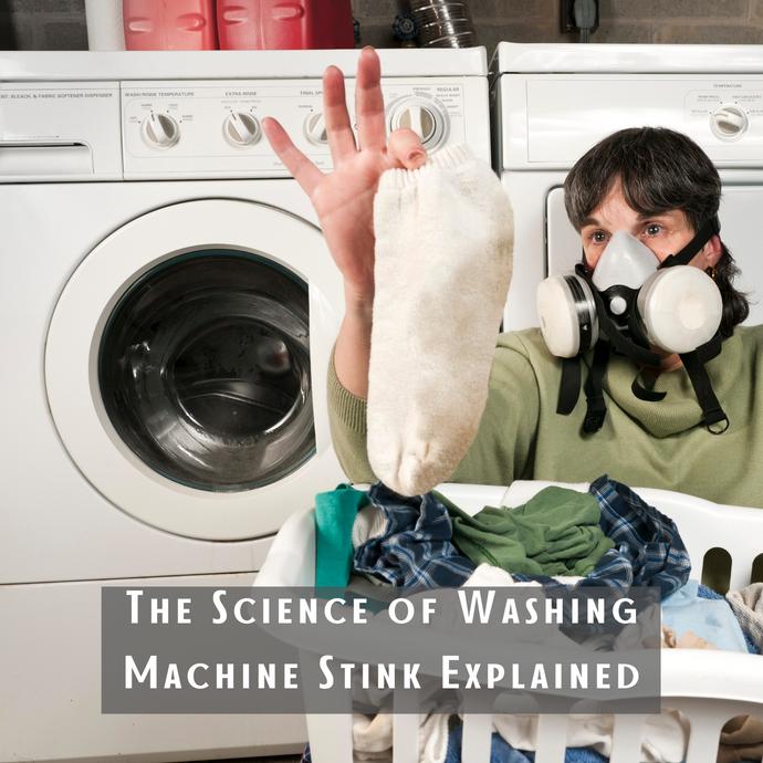 The Science of Washing Machine Stink Explained