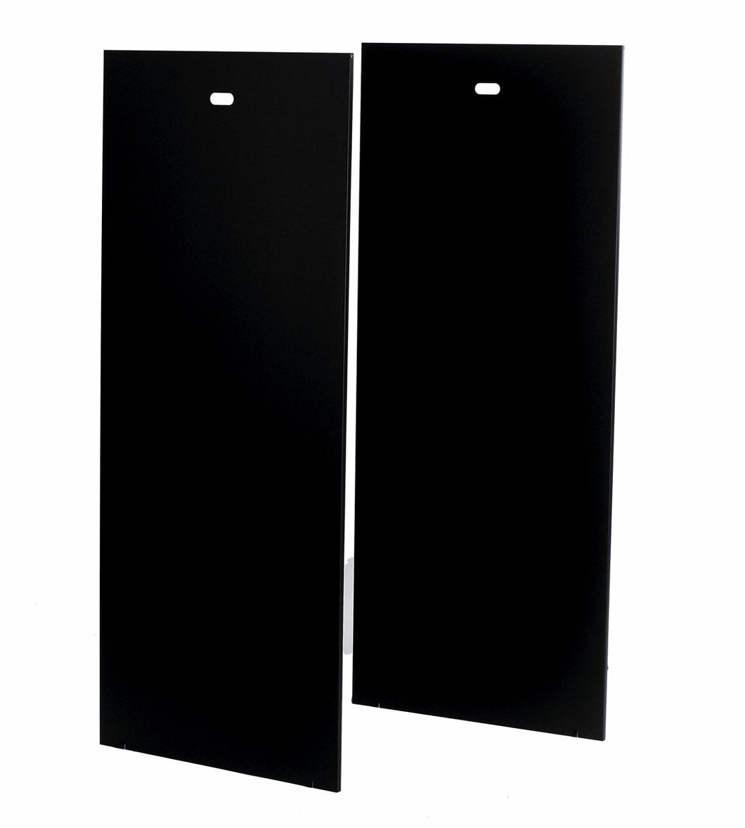 Rollarak Side Panels 500x600mm. Size 33u (Pair)