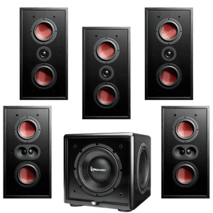 5.1 Home Theatre Package