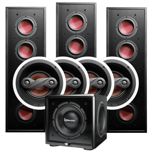 7.1 Home Theatre Package