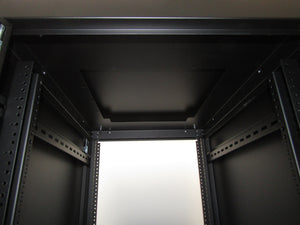 Classic 39U 600x600mm. Threaded Profiles.