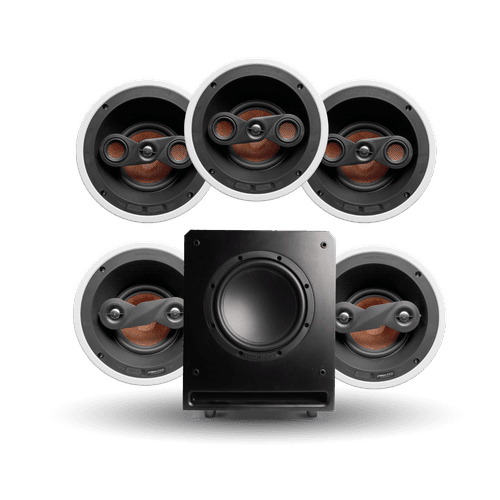 Complete REV6 Home Theatre System
