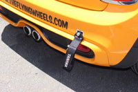 High Strength Racing Tow Strap (Black) - Tanaka Power Sport
