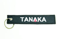 Tanaka Racing Style Key Chain 2-Pack - Tanaka Power Sport