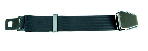"Garen Airplane Seatbelt Extender (6"" ~ 24"" Length) add on. Fit all Airline except Southwest Airline - Tanaka Power Sport"
