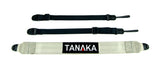 Tanaka Racing Style Shoulder Strap for DSLR Digital SLR Camera or Gym Bag (Gray) - Tanaka Power Sport
