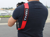Tanaka Racing Style Shoulder Strap for DSLR Digital SLR Camera or Gym Bag (Red) - Tanaka Power Sport