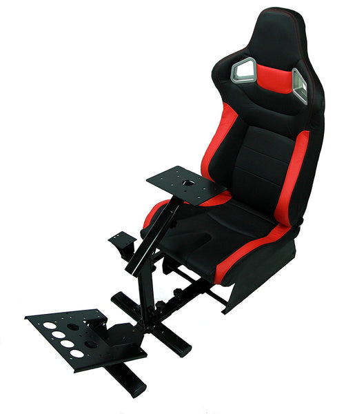 Cool Driving Simulator Cockpit Gaming Chair With Gear Shifter Andrewgaddart Wooden Chair Designs For Living Room Andrewgaddartcom