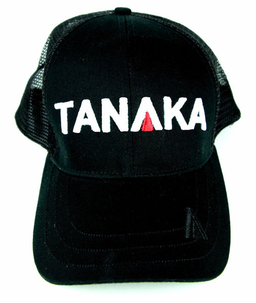 Tanaka Original 3D stitched Logo Trucker Hat - Tanaka Power Sport