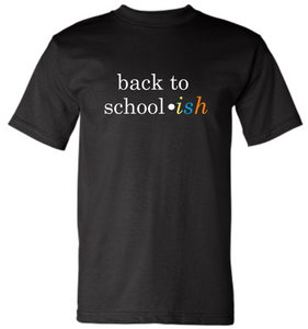 back to school*ish (will ship the week of 9/7)