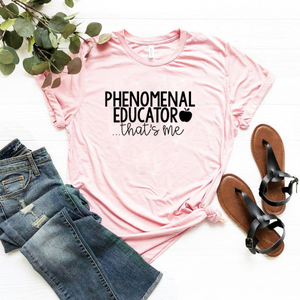 phenomenal educator tee