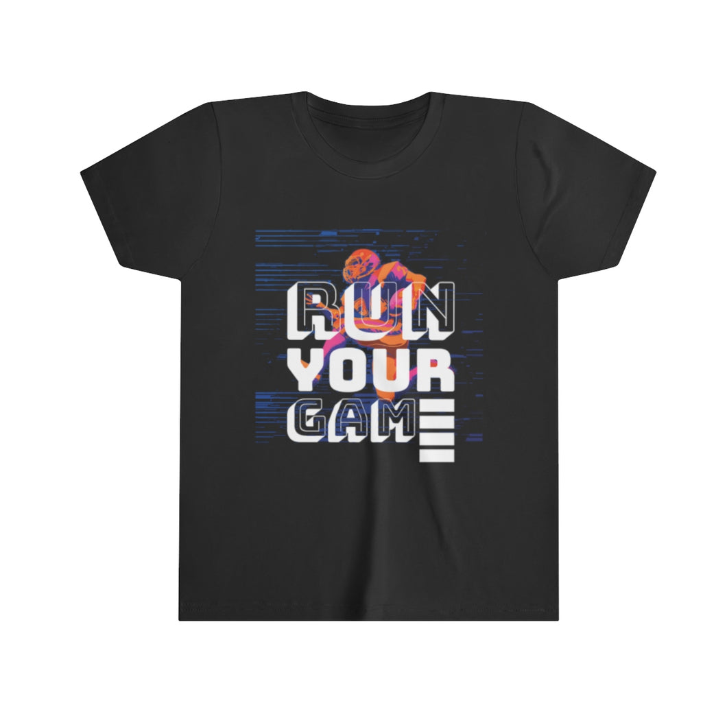 Run Your Game YOUTH Tee
