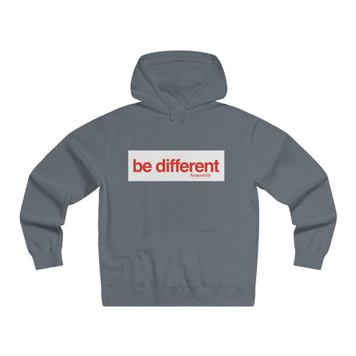 Be Different Lightweight Pullover Hoodie
