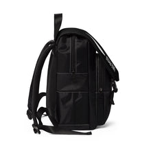 Load image into Gallery viewer, Salty Threads Logo Unisex Casual Shoulder Backpack