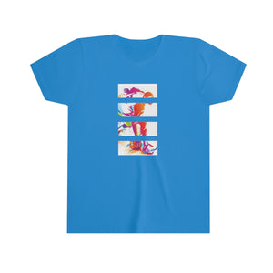 Earn Your Stripes (male)  YOUTH Tee