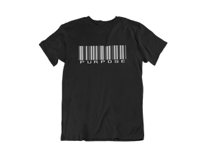 Cost of Purpose Barcode Tee (Limited Edition)