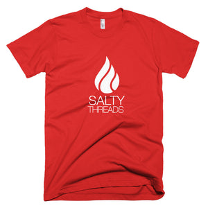Salty Threads (unisex) Logo Tee