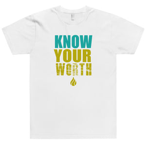 Know Your Worth Unisex Tee
