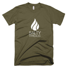 Load image into Gallery viewer, Salty Threads (unisex) Logo Tee