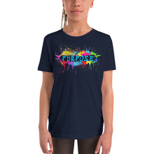 Load image into Gallery viewer, Youth PURPOSE paint tee