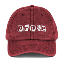 Load image into Gallery viewer, prpse Vintage Cotton Twill Cap