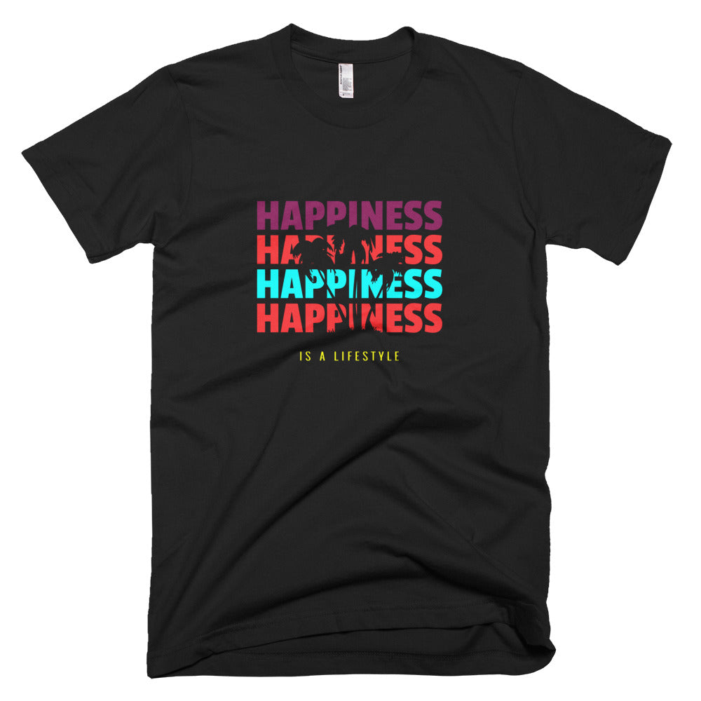 Happiness is a Lifestyle Tee