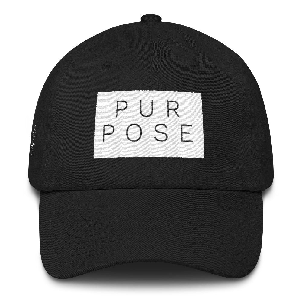 PURPOSE label  Cap