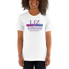 Load image into Gallery viewer, Liz Johnson for Congress Unisex T-Shirt