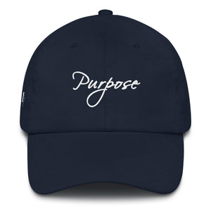 Purpose Classic Dad hat