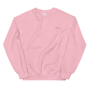 Pray embroidered Sweatshirt