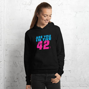 Are you in the 42 Premium hoodie