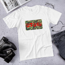 Load image into Gallery viewer, prpse grunge camo tee