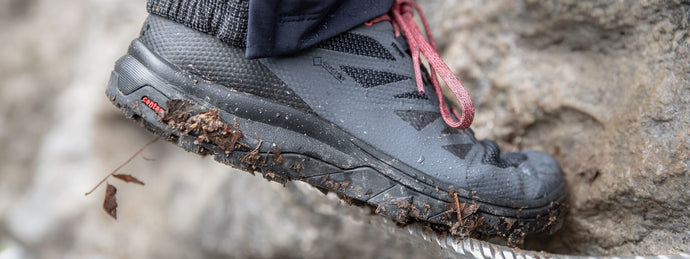 HOW TO CLEAN AND CARE FOR YOUR HIKING SHOES