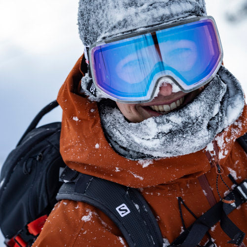 How Nico Vuignier Helped Design a New Goggle