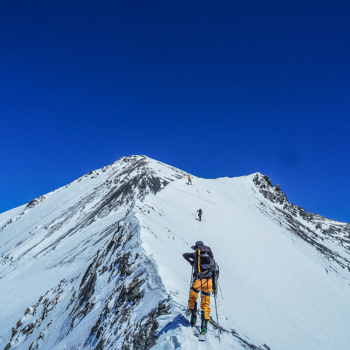 A Ski Touring Adventure in Kyrgyzstan